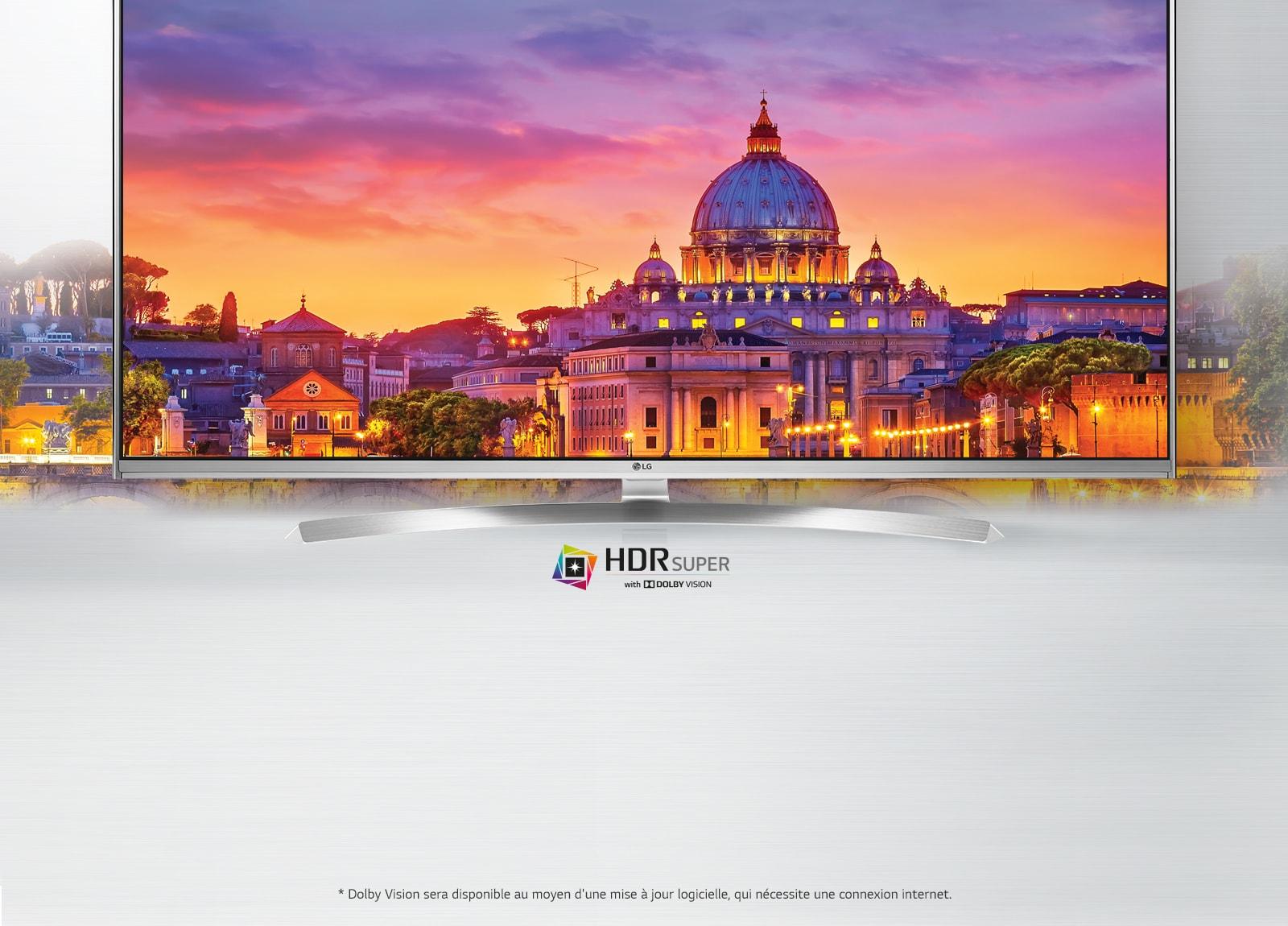 HDR SUPER avec Dolby Vision