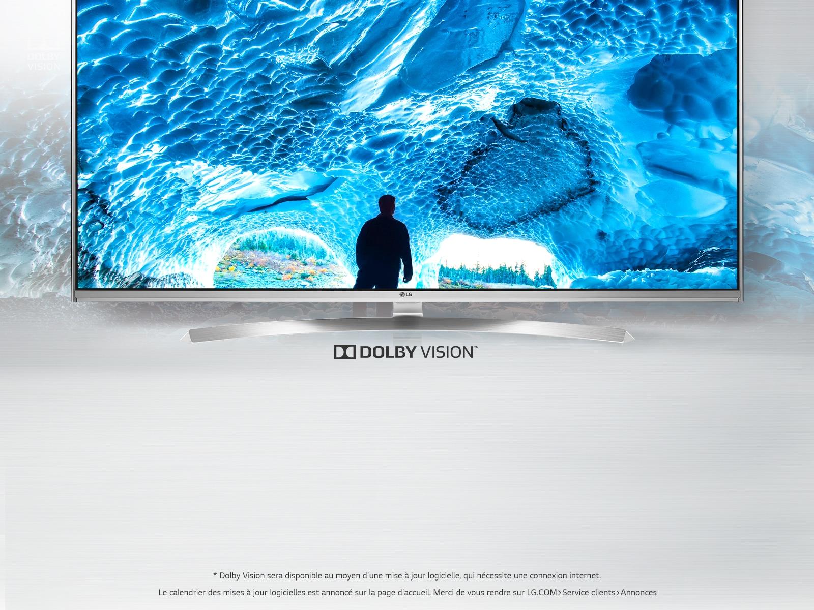 Dolby Vision, pourquoi est-ce important?