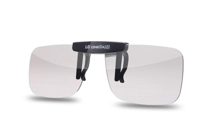 LG AG-F320 Accessoires TV - Un clip Cinéma 3D à poser directement ... cc50dfffad2b