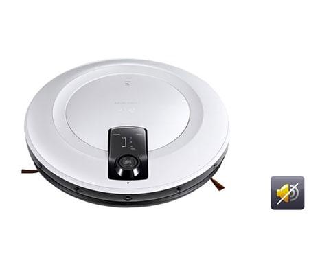 comment acheter regarder grandes variétés Aspirateur robot LG VR1012W | Découvrir l'aspirateur Hom-Bot ...