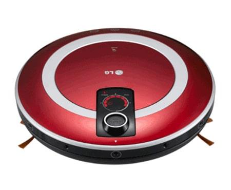 aspirateur robot lg vr1027r d couvrir l 39 aspirateur hom bot lg vr1027r. Black Bedroom Furniture Sets. Home Design Ideas