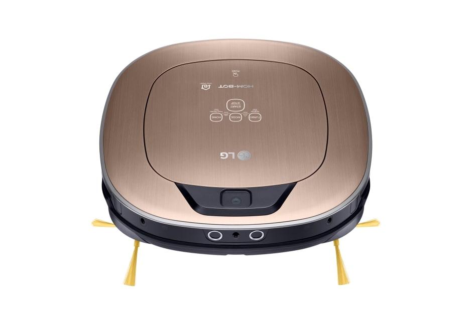 magasin meilleurs vendeurs 100% authentique texture nette LG Aspirateur robot connecté HOM-BOT SQUARE TURBO + WIFI ...