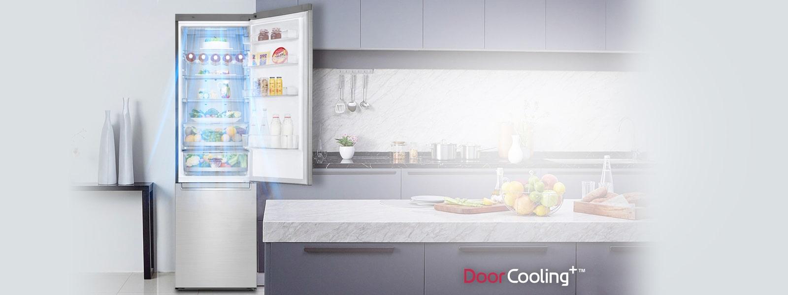 Refrigerateur Americain Faible Largeur réfrigérateurs | electroménager lg | lg france