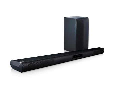 syst me home cinema lg las450h d couvrez la barre de son lg las450h. Black Bedroom Furniture Sets. Home Design Ideas