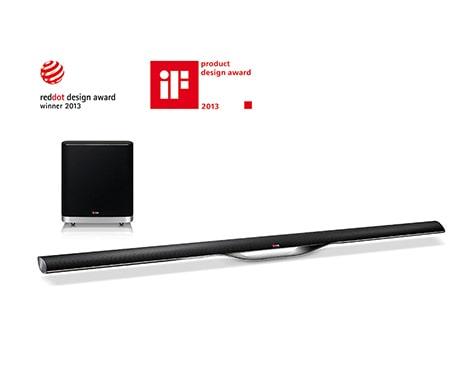 home cinema lg nb5530 d couvrez le barre de son lg nb5530a. Black Bedroom Furniture Sets. Home Design Ideas
