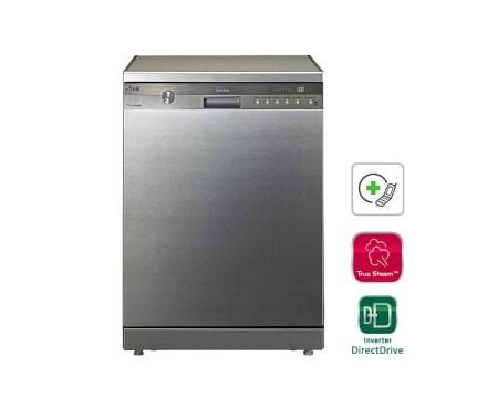 lg lave vaisselle direct drive truesteam d14867ixs d couvrez le lave vaisselle lg d14867ixs. Black Bedroom Furniture Sets. Home Design Ideas
