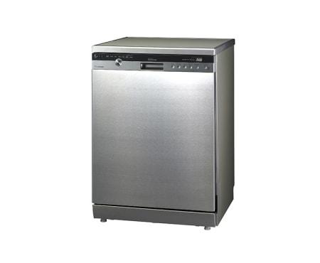 lg lave vaisselle direct drive truesteam d14567ixs. Black Bedroom Furniture Sets. Home Design Ideas