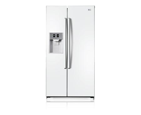 frigo americain blanc laqu les ustensiles de cuisine. Black Bedroom Furniture Sets. Home Design Ideas