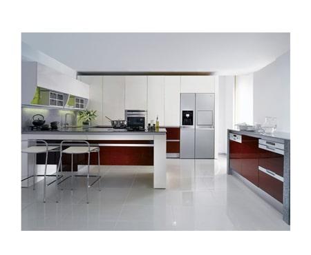 Bevorzugt LG Réfrigérateur Américain No Frost GWP3126SC, découvrez le  CM37