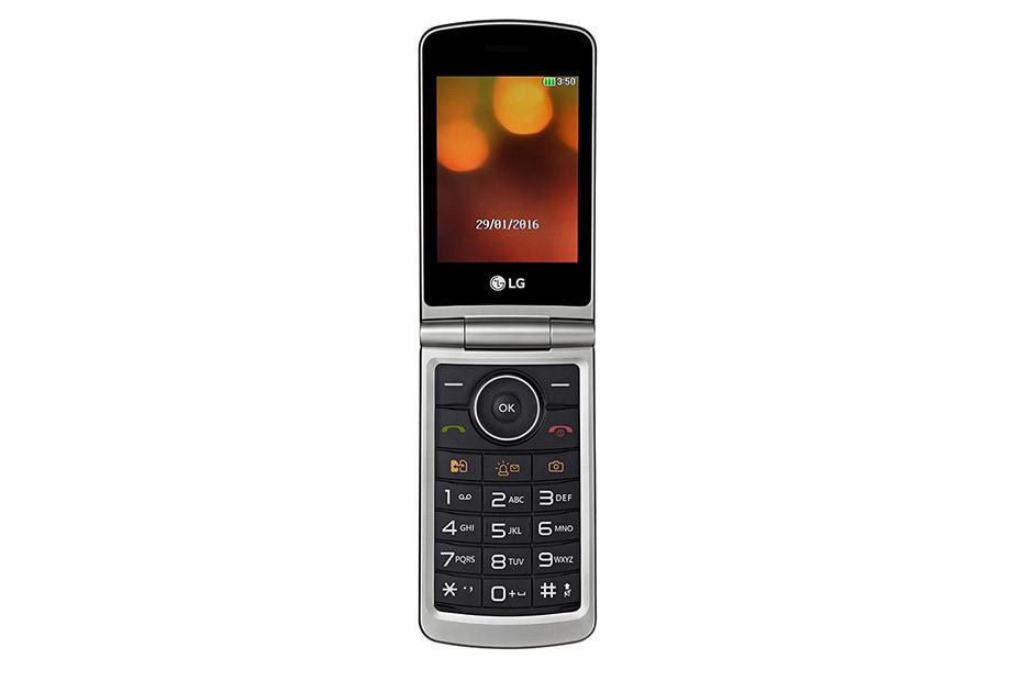Lg G359 Un Téléphone à Clapet Confortable Et Ergonomique Lg France