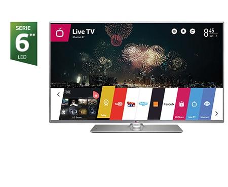 lg tv 32 pouces 80cm led full hd smart tv 3d d couvrez la lg 32lb650v. Black Bedroom Furniture Sets. Home Design Ideas