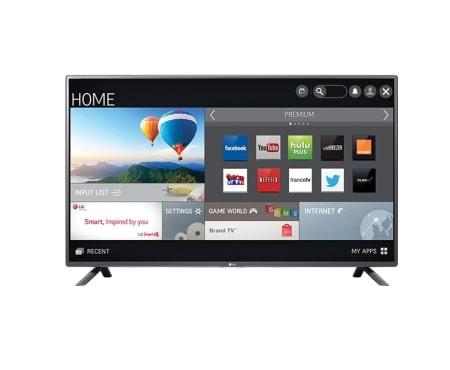 lg tv 32 pouces 80cm led full hd smart tv d couvrez la. Black Bedroom Furniture Sets. Home Design Ideas