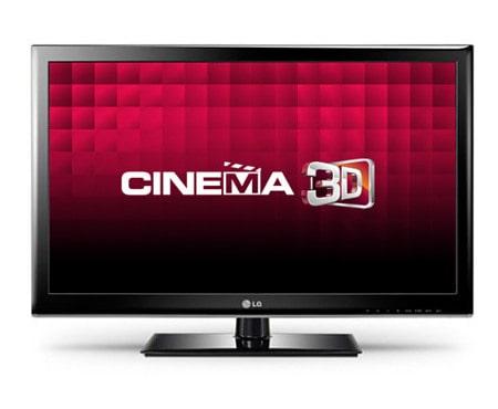 lg tv 32 pouces 81cm direct led full hd 3d d couvrez la lg 32lm3400. Black Bedroom Furniture Sets. Home Design Ideas