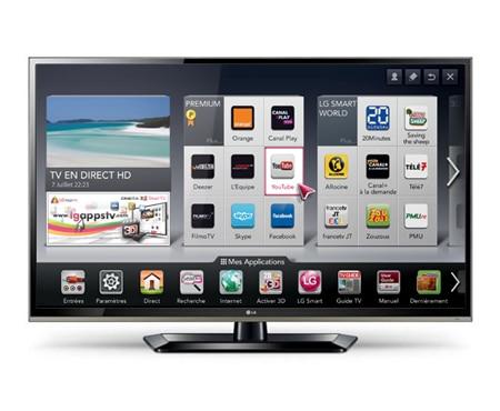 lg tv 42 pouces 107cm edge led full hd d couvrez la lg. Black Bedroom Furniture Sets. Home Design Ideas
