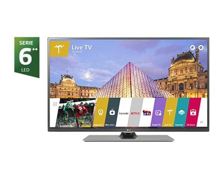 lg tv 55 pouces 139cm led full hd 3d smart tv d couvrez la lg 55lf652v. Black Bedroom Furniture Sets. Home Design Ideas