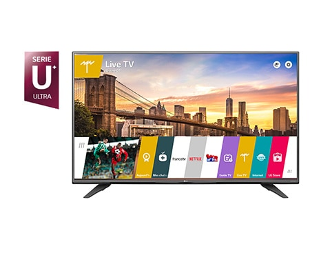 lg tv 55 pouces 139 cm uhd 4k smart tv webos 2 0 d couvrez le lg 55uf685v. Black Bedroom Furniture Sets. Home Design Ideas