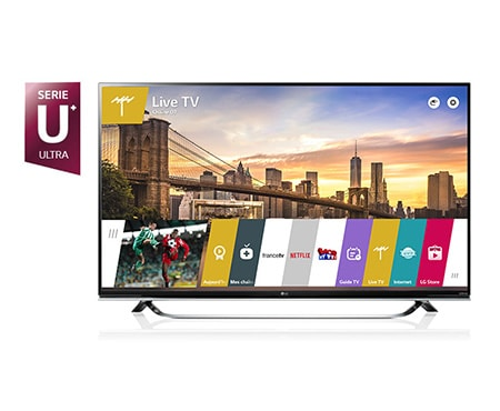lg tv 65 pouces 164 cm led super uhd 4k d couvrez la. Black Bedroom Furniture Sets. Home Design Ideas