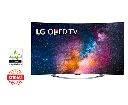 lg tv 65 pouces 164 cm oled uhd 4k incurv smart tv 3d. Black Bedroom Furniture Sets. Home Design Ideas