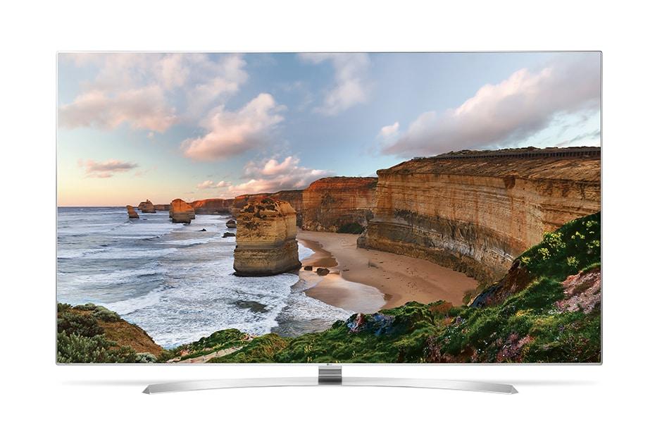LG TV 65 pouces (164cm) SUPER UHD 4K, découvrez la LG 65UH950V