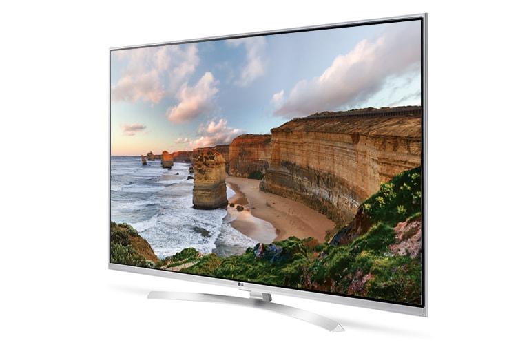 lg tv 55 pouces 139cm super uhd 4k d couvrez la lg 55uh850v. Black Bedroom Furniture Sets. Home Design Ideas