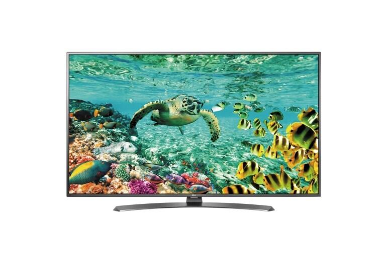 lg tv 43 pouces 108 cm led uhd 4k smart tv d couvrez la lg 43uh661v. Black Bedroom Furniture Sets. Home Design Ideas