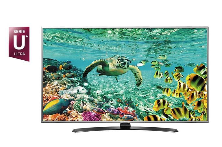 lg tv 43 pouces 108 cm led uhd 4k smart tv d couvrez la lg 43uh668v. Black Bedroom Furniture Sets. Home Design Ideas