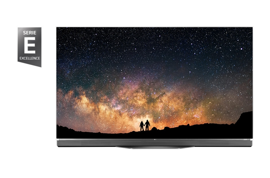 lg tv 65 pouves 165cm oled uhd 4k d couvrez la lg oled65e6v. Black Bedroom Furniture Sets. Home Design Ideas