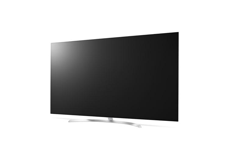 lg tv 55 pouces 139 cm led super uhd 4k d couvrez la lg 55sj850v. Black Bedroom Furniture Sets. Home Design Ideas