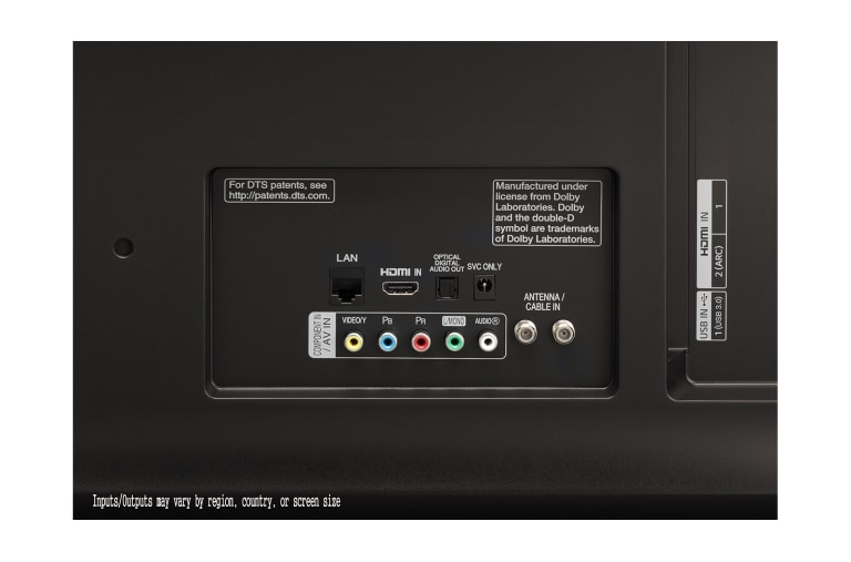 lg tv 55 pouces 139 cm uhd 4k d couvrez la lg 55uj630v. Black Bedroom Furniture Sets. Home Design Ideas