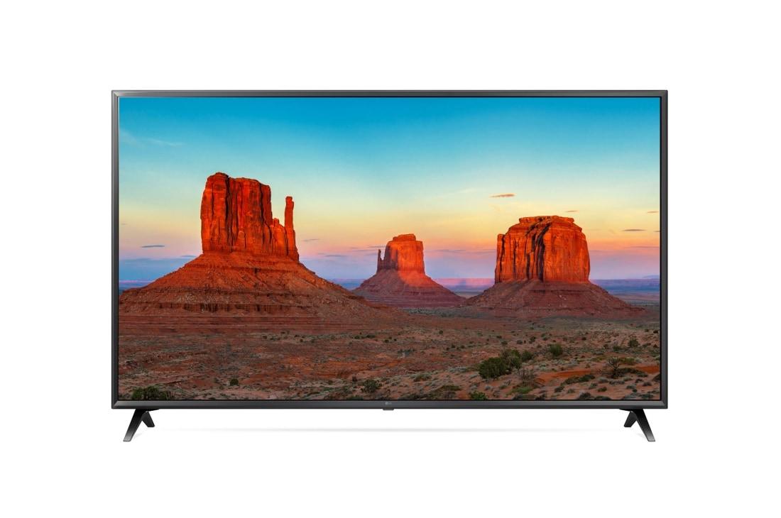 LG TV 43 pouces (108 cm) UHD 4K, découvrez la LG 43UK6300 c94b5e5619c0
