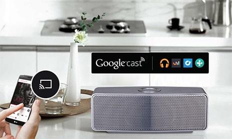 Diffusez votre musique depuis votre application mobile avec Google Cast