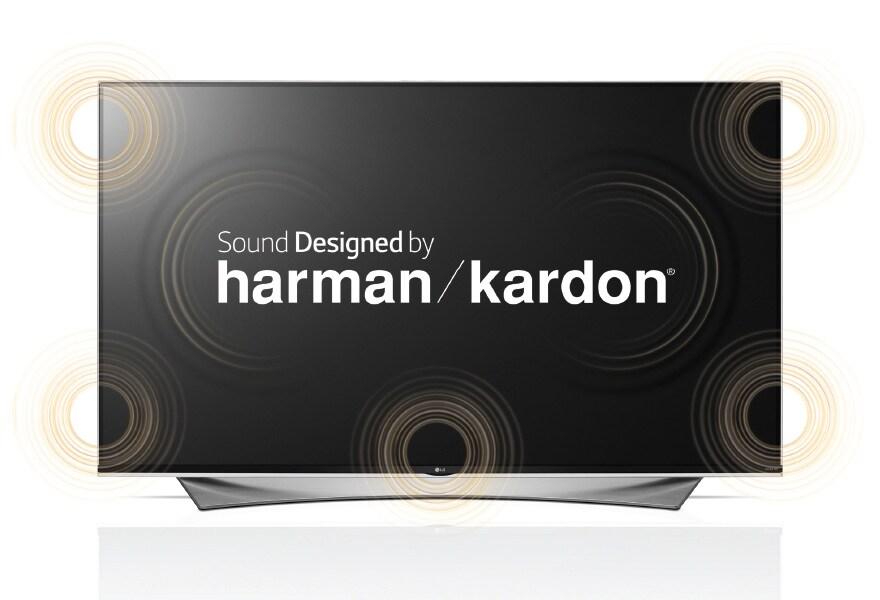 Un son sign� Harman/Kardon