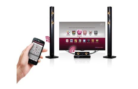 Appli LG AV remote