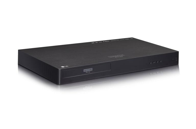 lecteur video lg up970 d couvrez le lecteur blu ray ultra hd 4k lg. Black Bedroom Furniture Sets. Home Design Ideas