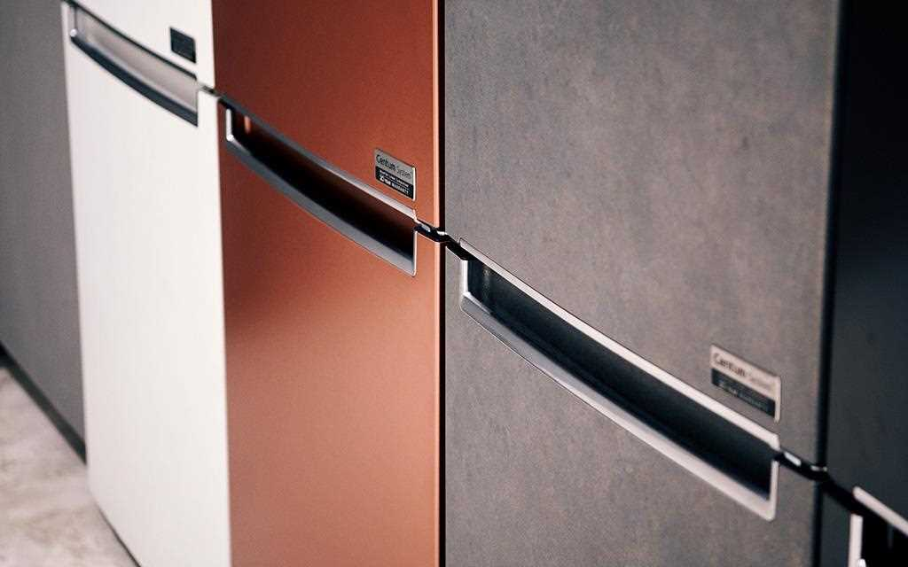 The LG refrigerators were on show at IFA 2019 | More at LG MAGAZINE