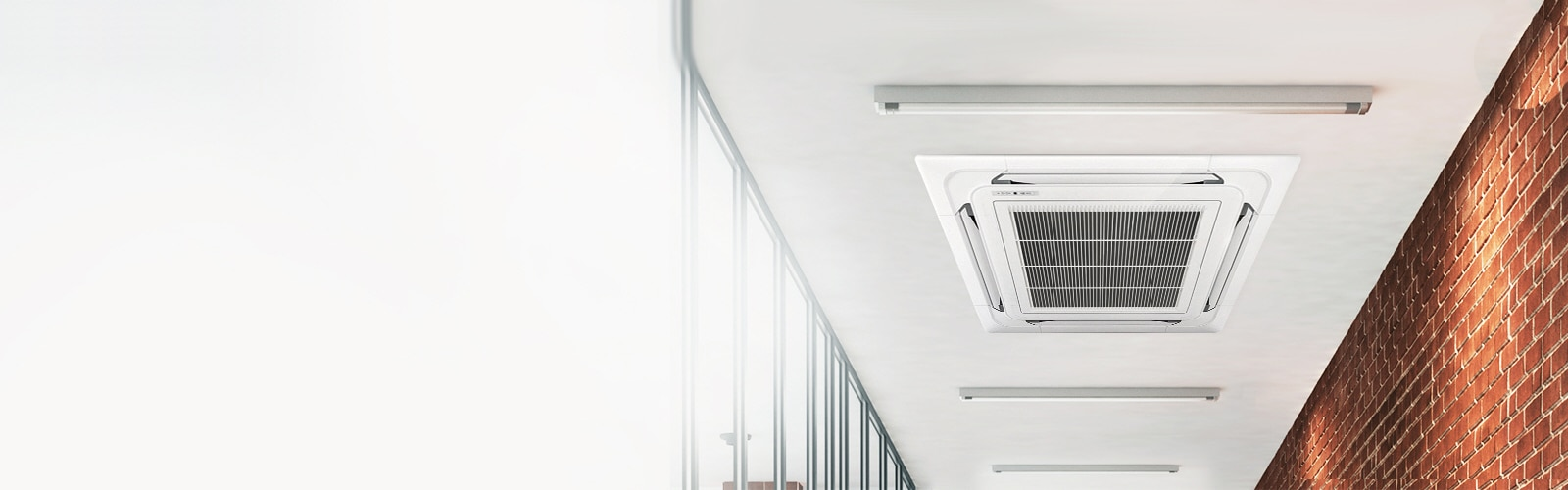 Ceiling Cette Type Air Conditioners Installation