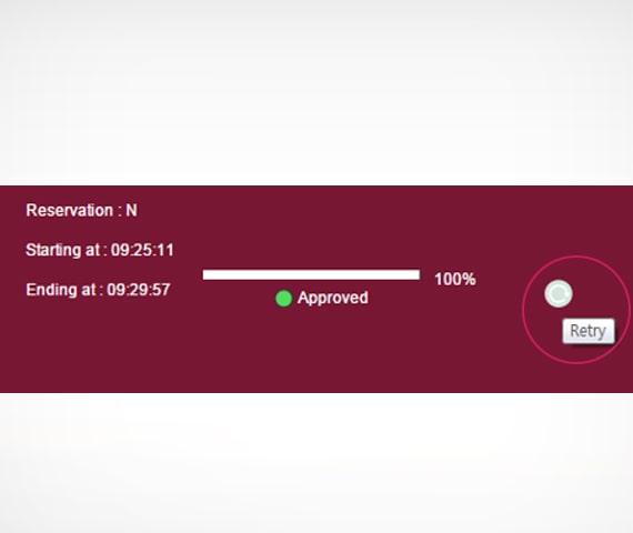 Экранное изображение улучшений вкладки распространения SuperSign W