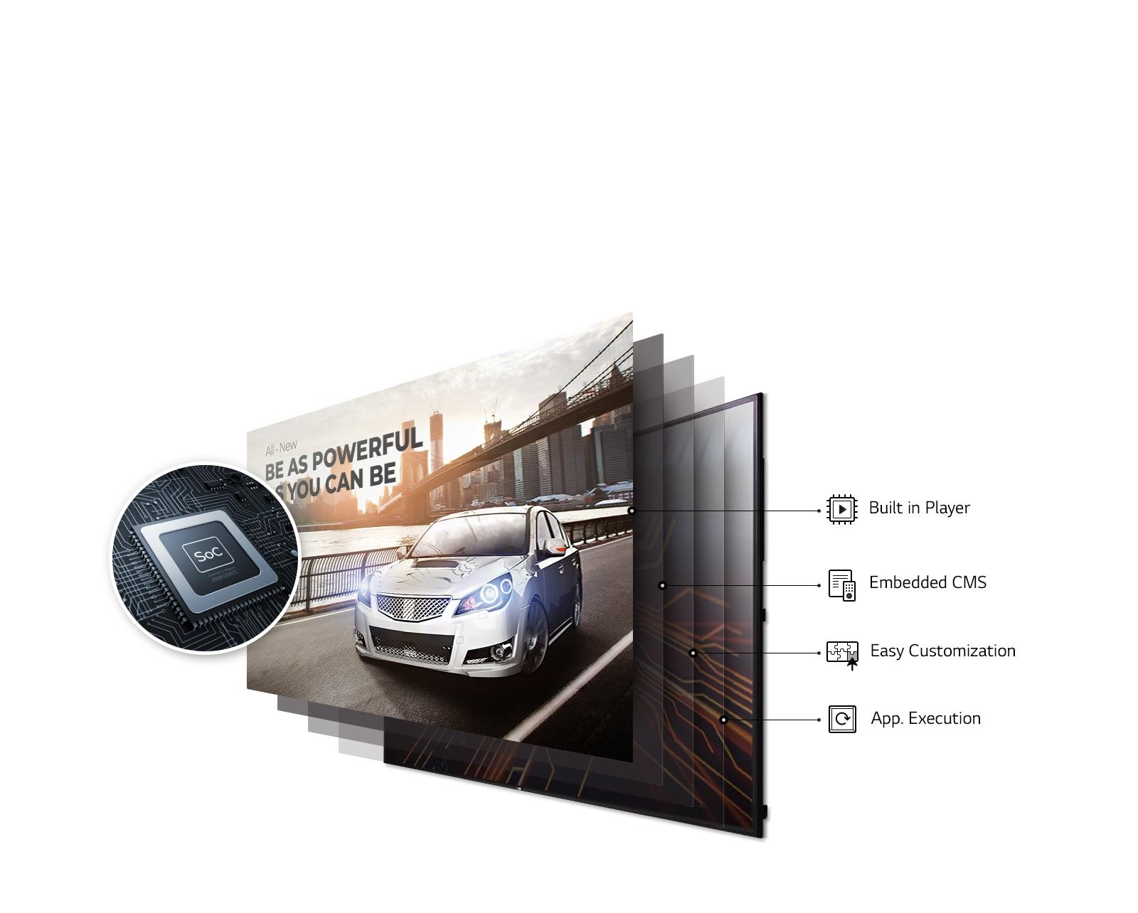 Quad Core SoC with webOS - High Performance Smart Platform -- LG | Enter Computers