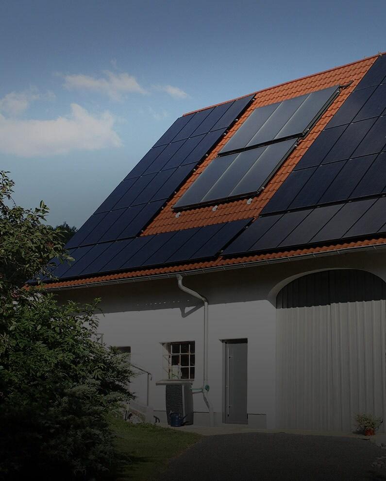 solargenerator 400w mit solarpanel
