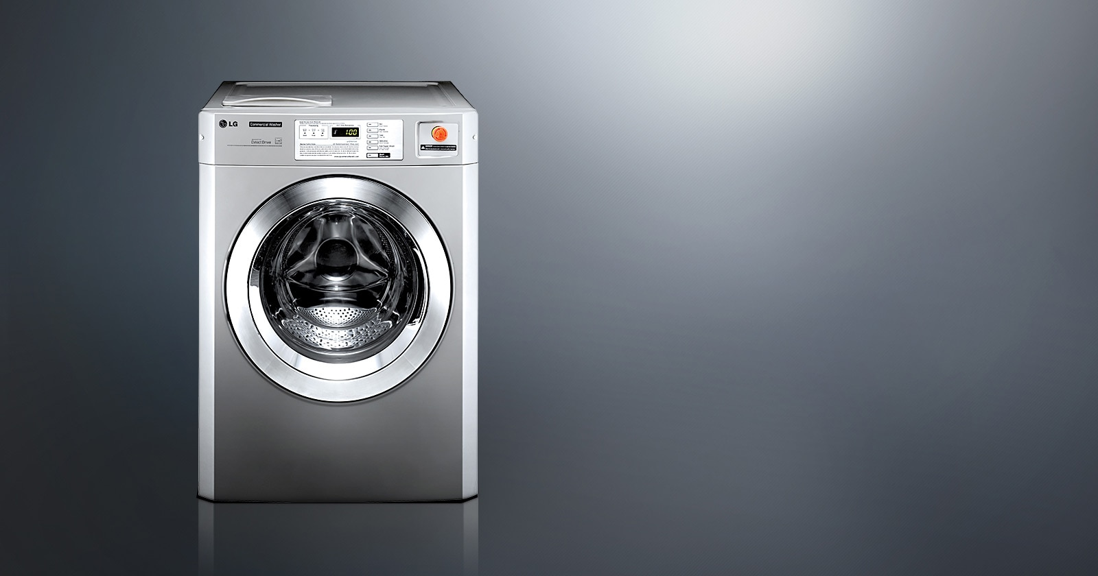 Commercial Laundry | Business | LG Global