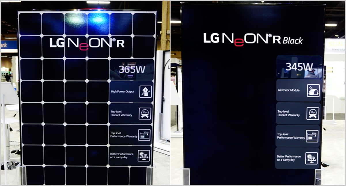 Lg Proved Its Competitiveness In Solar Power International