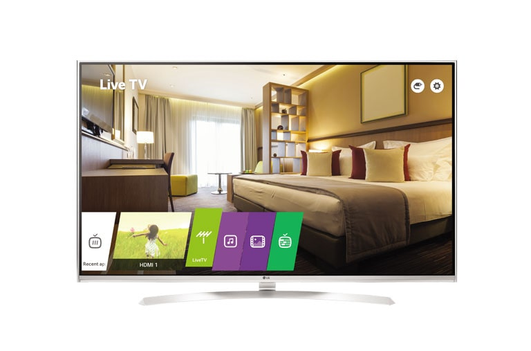 LG Commercial TV 49UW961H (MEA) thumbnail 1