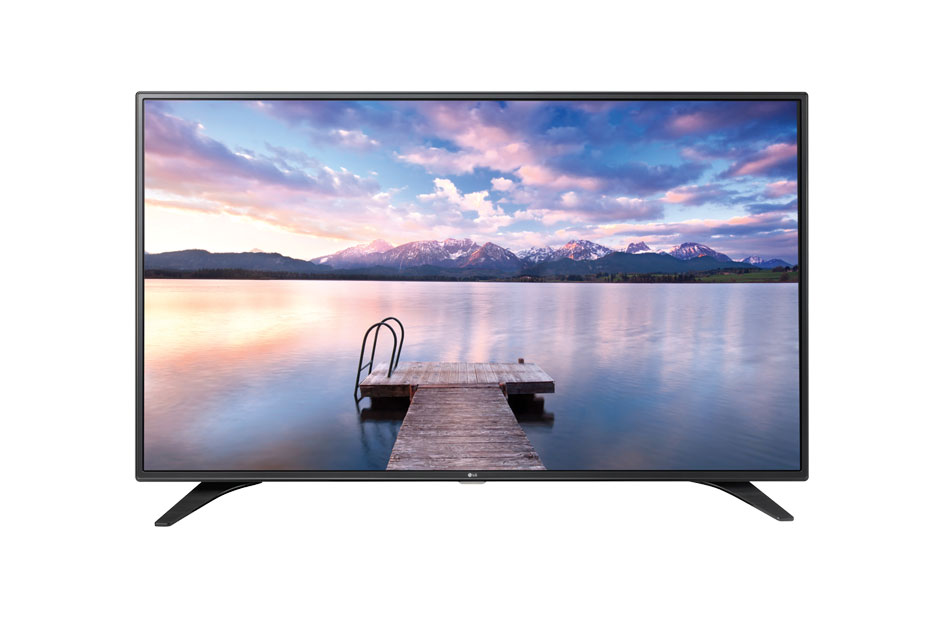 LG Commercial TV 55LW340C (NA) 1