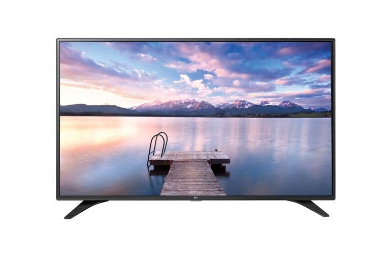 LG Commercial TV 55LW340C (NA) thumbnail 1