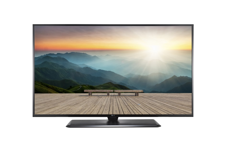 LG Commercial TV 55LX340H (NA) 1