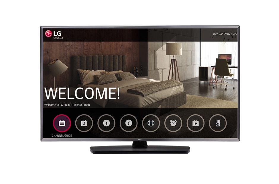 LG Commercial TV 55UV570H (NA) thumbnail 1