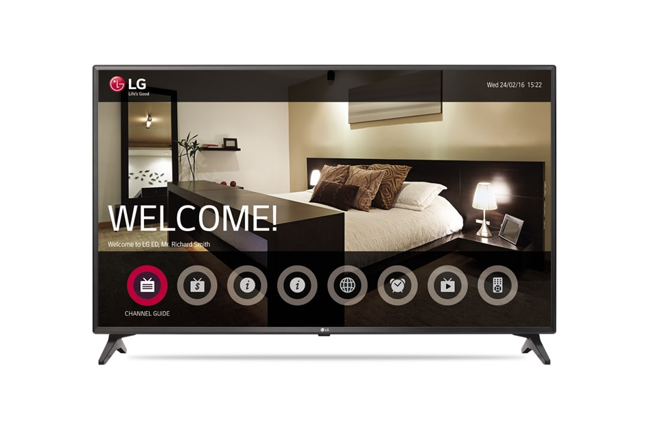 LG Commercial TV 43LV540H (Indonesia) thumbnail 1