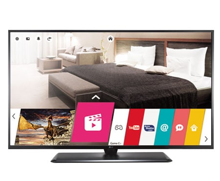 LG Commercial TV 43LX770H (NA) 1