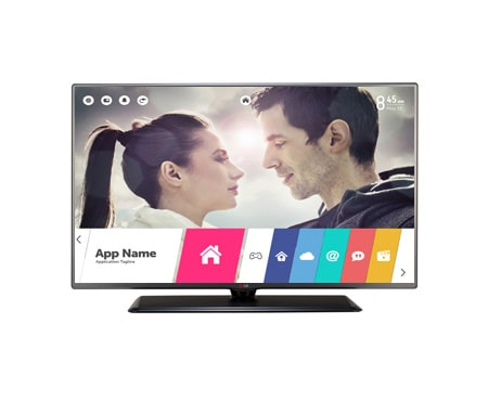 LG Commercial TV 55LY761H (EU) 1