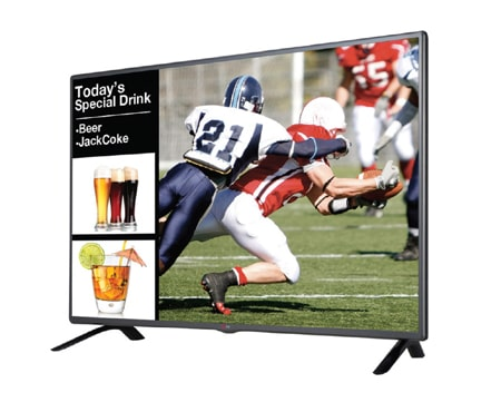 LG Commercial TV 55LY540S (EU) 1